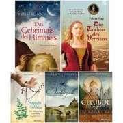 Paket `Historische Romane` 5 Ex.