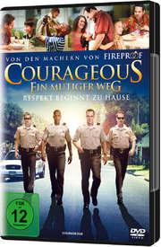DVD: Courageous - Ein mutiger Weg