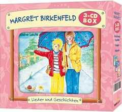 3-CD: Die Margret-Birkenfeld-Box 2