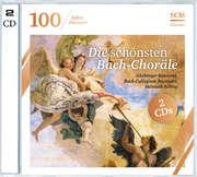 2CD: Die schönsten Bach-Choräle (100 Jahre Hänssler)