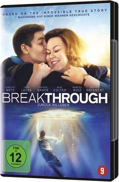 DVD: Breakthrough - Zurück ins Leben
