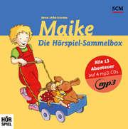 Maike - Die Hörbuch-Sammelbox MP3