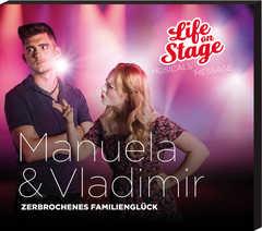 CD: Manuela & Vladimir - Zerbrochenes Familienglück