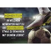 """Postkarten """"Momentum"""" 4er-Serie"""