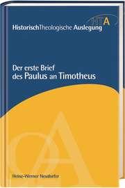 HTA - Der erste Brief des Paulus an Timotheus