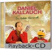 Playback-CD: Du lieber Himmel