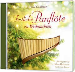 CD: Festliche Panflöte zu Weihnachten
