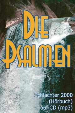 Die Psalmen - Schlachter 2000 (MP3)