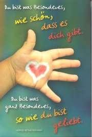 CD-Card: Du bist was Besonderes  - neutral