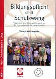 Bildungspflicht statt Schulzwang