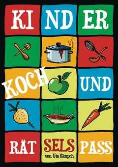 Kinder Koch- und Rätselspass