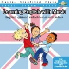CD: Learning English with Music