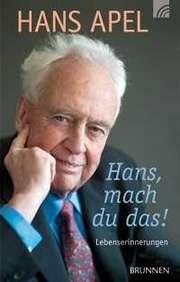 Hans, mach du das!