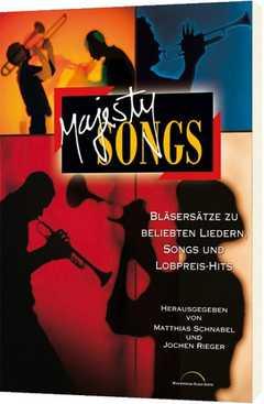 Majesty Songs (Bläserpartitur)