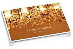 """Postkartenset """"STERN:STUNDEN"""""""