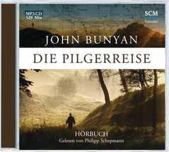 MP3-CD: Die Pilgerreise - Hörbuch