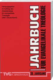 Jahrbuch für evangelikale Theologie 2014