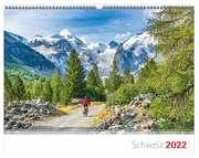 Schweizer Bildkalender 2019 - Deutsch