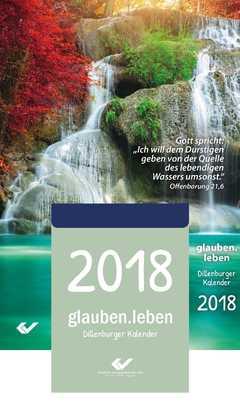 glauben.leben 2018 - Abreißkalender