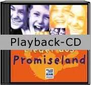 Playback-CD: Lieder aus Promiseland 1
